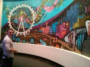 high roller art