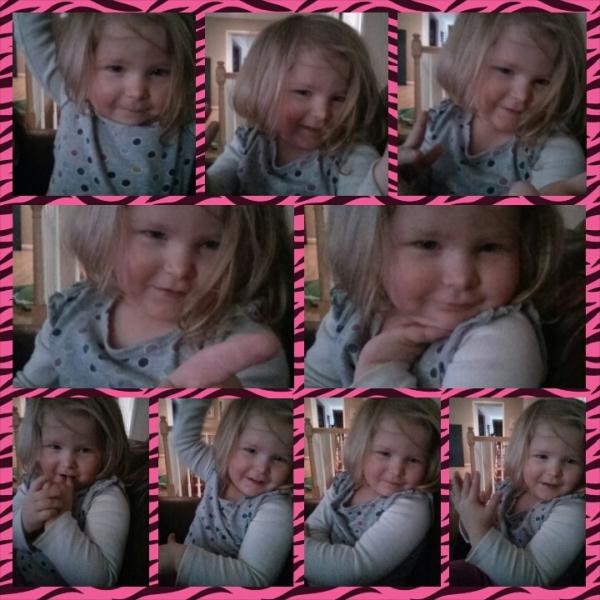Abby <3 a little bundle of joy.